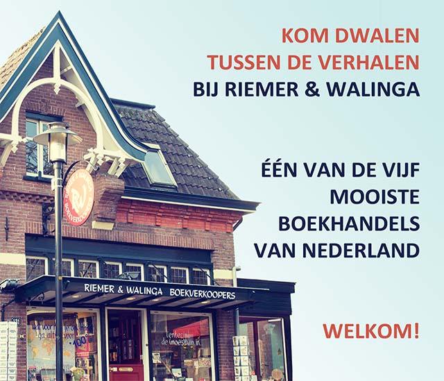 Riemer&Walinga Boekverkoopers1