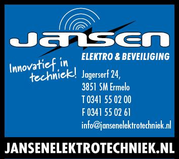 Jansen Elektro&Beveiliging