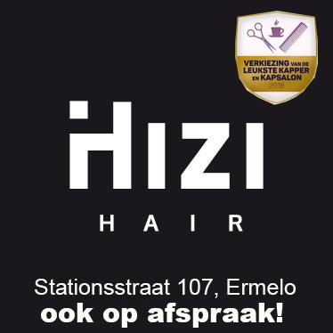Hizi Hair Ermelo Harderwijk
